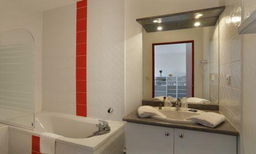 Résidence le Fonsérane - Béziers - Salle de bains