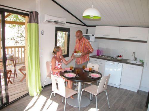 Résidence le Galoubet - Solliès Toucas - Dining area