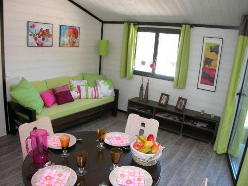 Résidence le Galoubet - Solliès Toucas - Living room