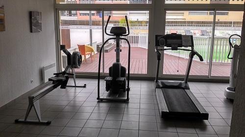 Résidence le Saint Clair - Cap d'Agde - Espace fitness