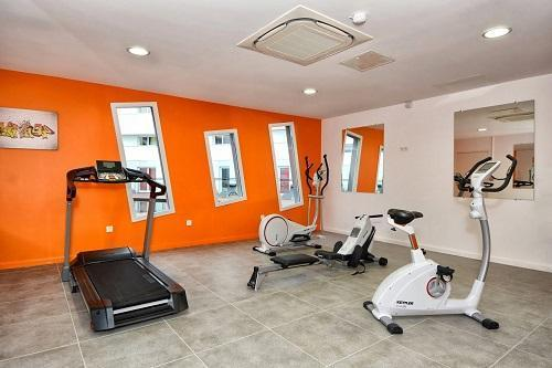 Résidence le Terral - Montpellier - Espace fitness