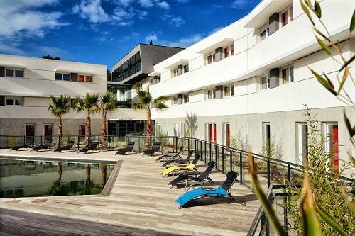 Résidence le Terral - Montpellier - Piscine