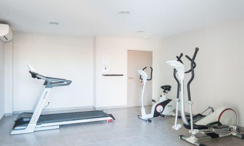 Résidence les Demeures de Torrellanes - Saint-Cyprien - Espace fitness