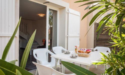 Résidence les Demeures de Torrellanes - Saint-Cyprien - Petite terrasse