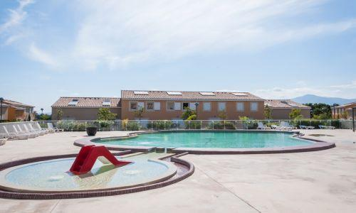 Résidence les Demeures de Torrellanes - Saint-Cyprien - Piscine