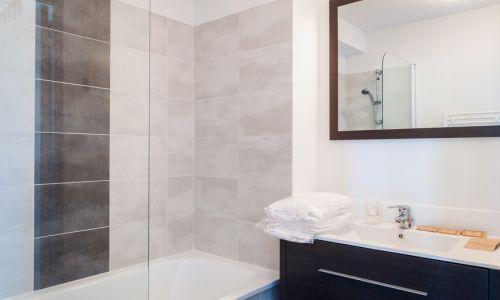 Résidence les Demeures de Torrellanes - Saint-Cyprien - Salle de bains