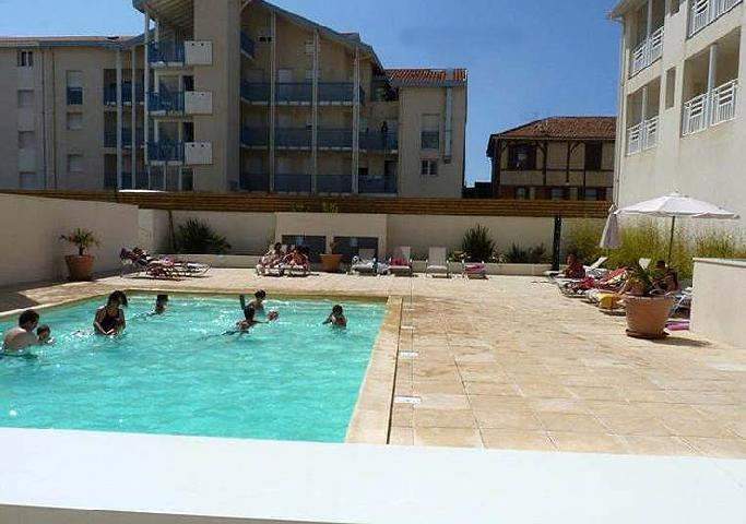 Location appartement 3 pi ces cabine 8 personnes mimizan - Residence les jardins de l aqueduc montpellier ...