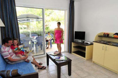 Résidence les Jardins de Phoebus - Gruissan - Appartement