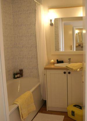 Résidence les Portes d'Honfleur - Honfleur - Salle de bains