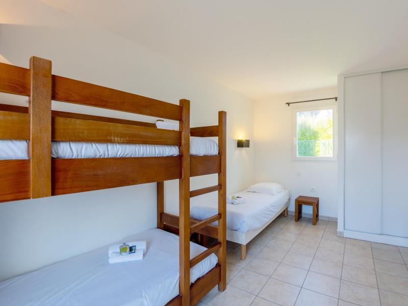 2 room apartment cabin 4-6 people - Résidence les Terrasses de Pentrez Plage - Pentrez Plage - Bunk beds