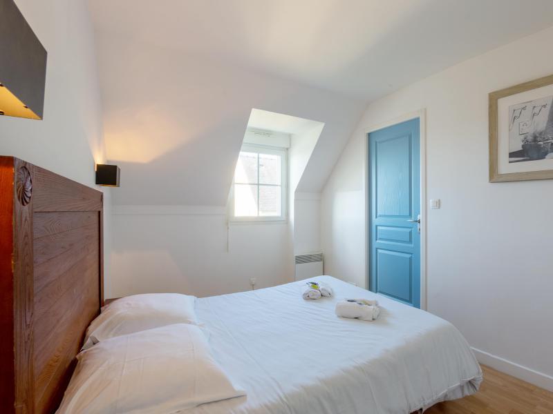 2 room apartment cabin 5 people - Résidence les Terrasses de Pentrez Plage - Pentrez Plage - Bedroom