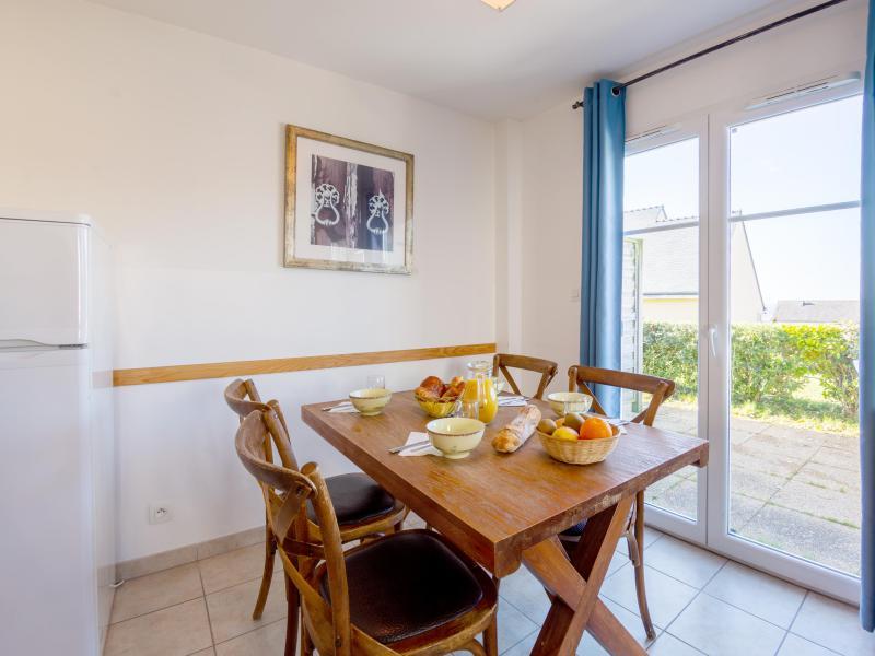2 room duplex cottage 4 people - Résidence les Terrasses de Pentrez Plage - Pentrez Plage - Dining area