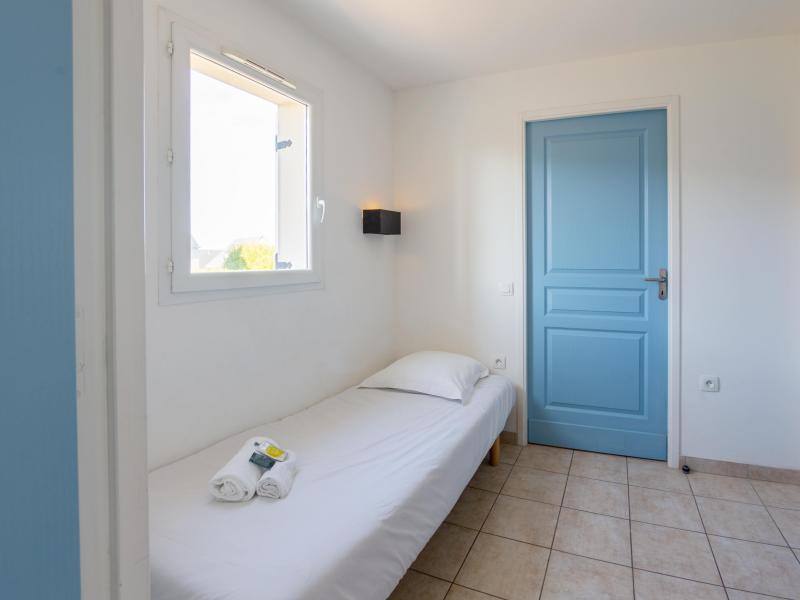 Appartement 2 pièces cabine 4-6 personnes - Résidence les Terrasses de Pentrez Plage - Pentrez Plage - Lit simple
