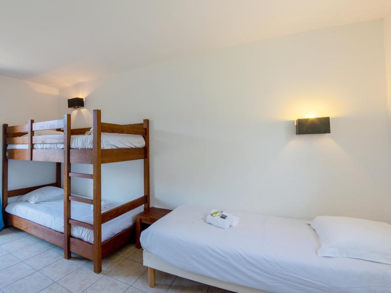 Appartement 2 pièces cabine 4-6 personnes - Résidence les Terrasses de Pentrez Plage - Pentrez Plage - Lits superposés