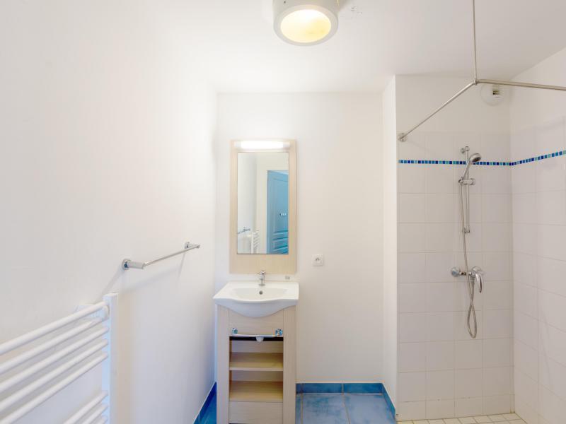 Appartement 2 pièces cabine 4-6 personnes - Résidence les Terrasses de Pentrez Plage - Pentrez Plage - Salle d'eau