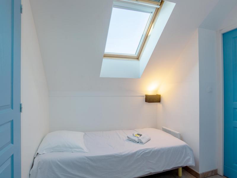 Appartement 2 pièces cabine 5 personnes - Résidence les Terrasses de Pentrez Plage - Pentrez Plage - Lit simple