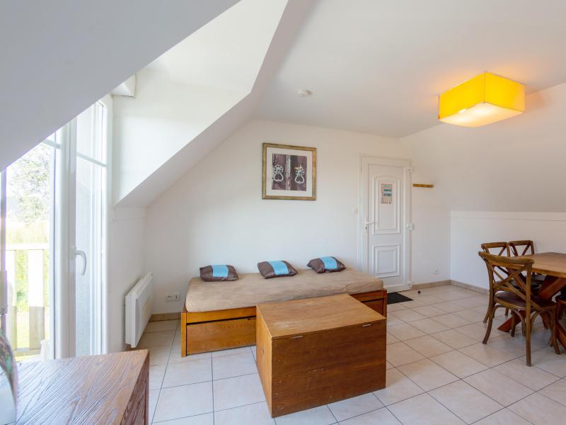 Appartement 2 pièces cabine 5 personnes - Résidence les Terrasses de Pentrez Plage - Pentrez Plage - Séjour