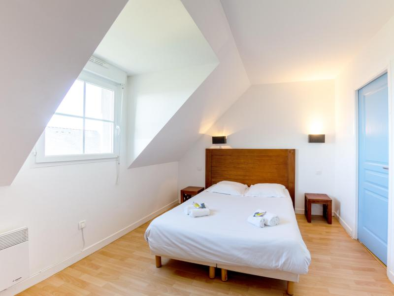 Résidence les Terrasses de Pentrez Plage - Pentrez Plage - Bedroom