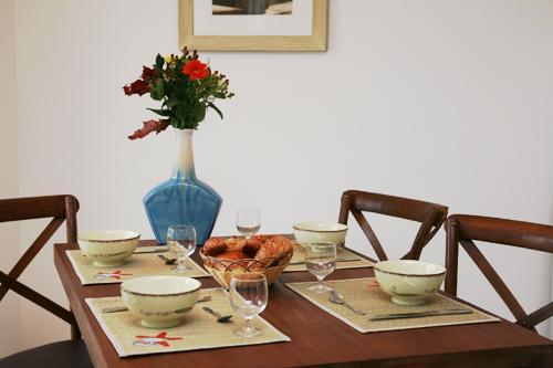 Maison duplex 2 pièces 4 personnes - Résidence les Terrasses de Pentrez Plage - Pentrez Plage - Table