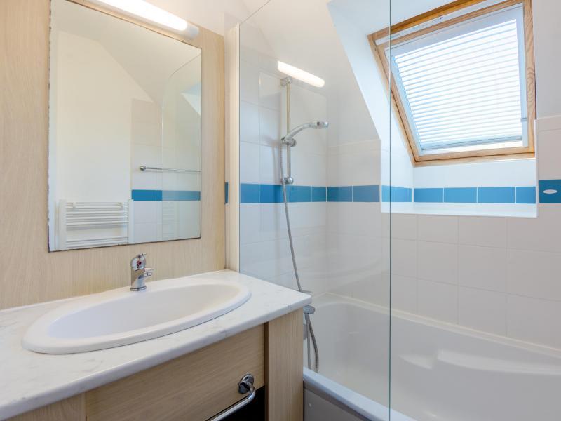Résidence les Terrasses de Pentrez Plage - Pentrez Plage - Salle de bains