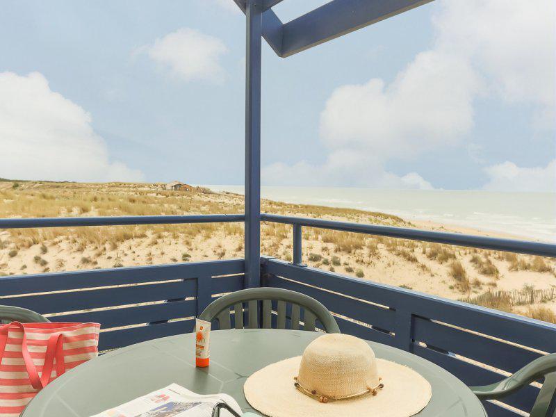 Appartement 2 pièces 4 personnes (vue mer) - Résidence P&V Bleu Marine - Lacanau