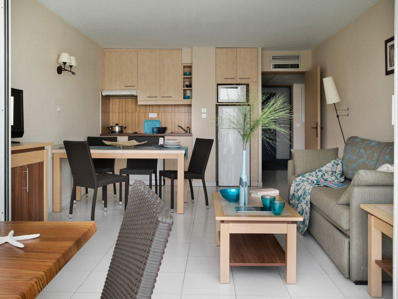 Appartement 3 pièces 6 personnes - Résidence P&V Cap Hermès - Fréjus