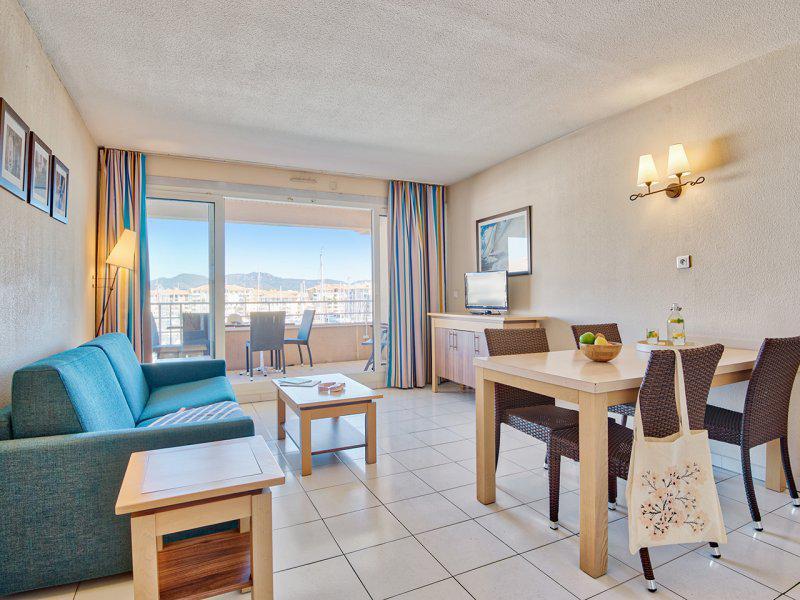 Appartement 2 pièces 4-6 personnes 3 soleils - Résidence P&V Cap Hermès - Fréjus