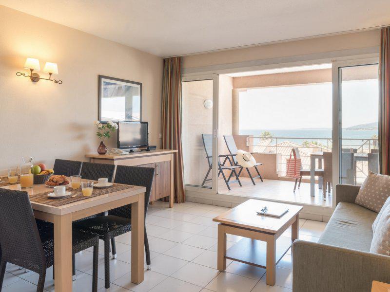 Appartement 2/3 pièces 5/6 personnes Exception - Résidence P&V Cap Hermès - Fréjus