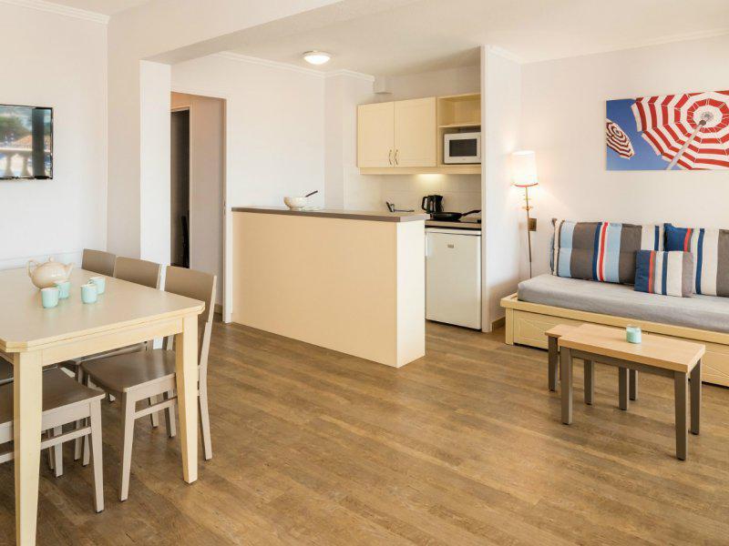 Appartement 2/3 pièces 6/7 personnes Exception - Résidence P&V l'Ange Gardien - Villefranche-sur-Mer