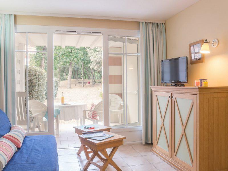 Appartement 2 pièces 2-4 personnes - Résidence P&V les Dunes du Médoc - Soulac-sur-Mer
