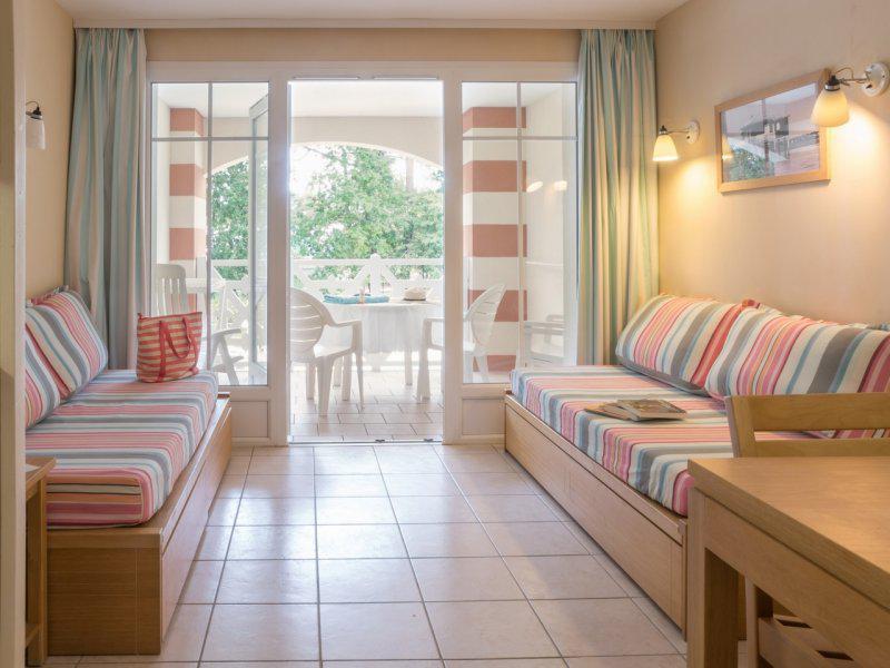 Appartement 2 pièces 3-5 personnes - Résidence P&V les Dunes du Médoc - Soulac-sur-Mer