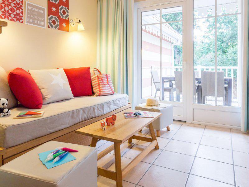 Appartement 2/3 pièces 5/6 personnes Supérieur - Résidence P&V les Dunes du Médoc - Soulac-sur-Mer