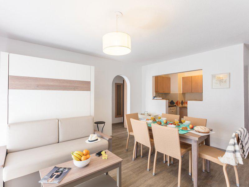 Appartement 3 pièces 6 personnes Standard - Résidence P&V les Platanes - Sainte-Maxime