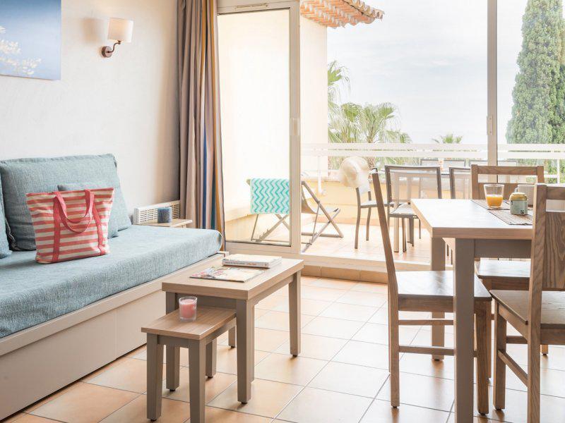 Appartement 2 pièces 5-7 personnes - Résidence P&V les Rivages des Issambres - Roquebrune-sur-Argens