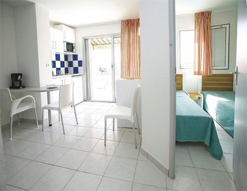 Appartement 2 pièces 4 personnes - Résidence Primavera - Cap d'Agde - Séjour