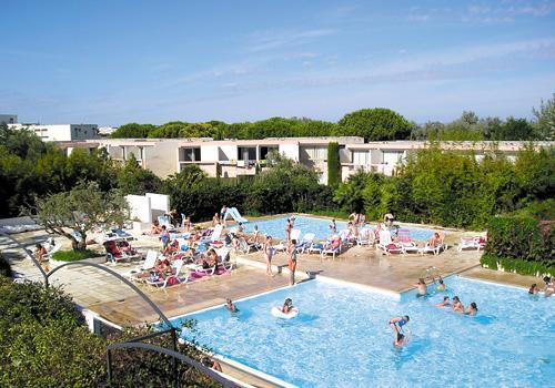 Seaside holidays Le Grau du Roi-Port Camargue - Village Club