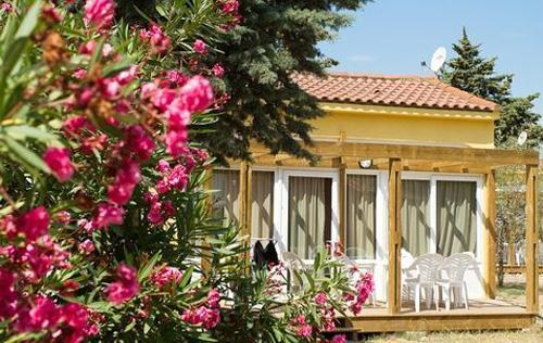 Village Vacances Les Abricotiers - Argelès-sur-Mer - Intérieur