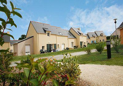 Location à Le Tronchet, Résidence Domaine de l'Emeraude