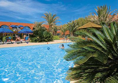 Location Cap d'Agde : Résidence du Golfe mer