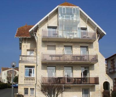 Location à Saint-Palais-sur-Mer, Résidence Lagrange le Phalène