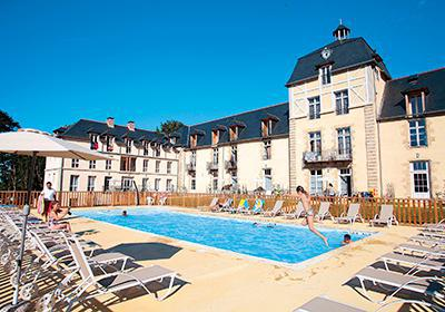 Location à Baden, Résidence le Château de Kergonano