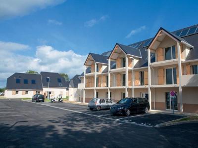 Location Villers-sur-Mer : Residence Le Domaine De La Corniche mer